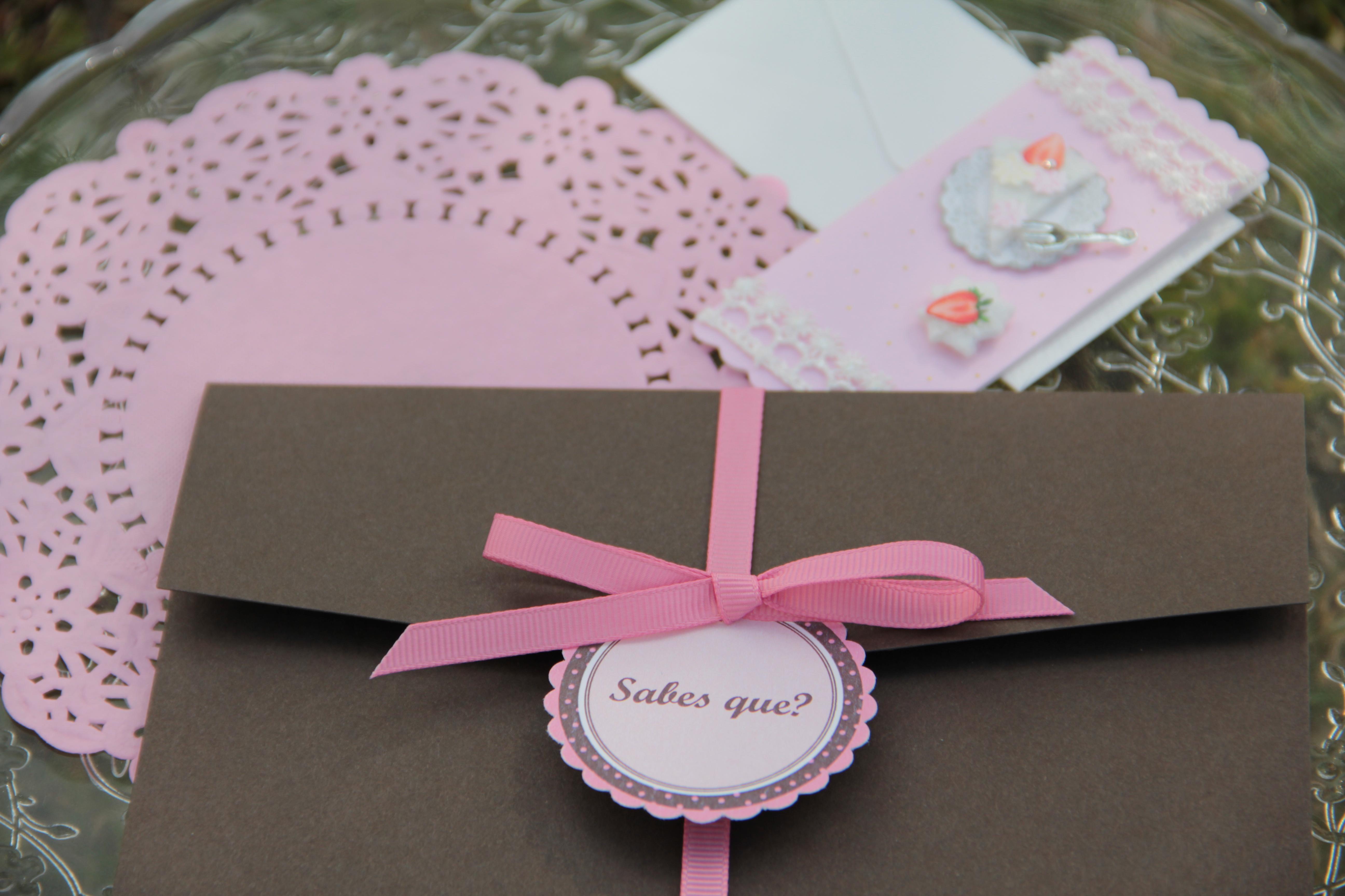Details invitaciones envidien mi boda - Como preparar mi boda ...