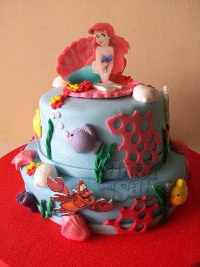 Os dejamos con algunas de sus creaciones para fiestas infantiles: