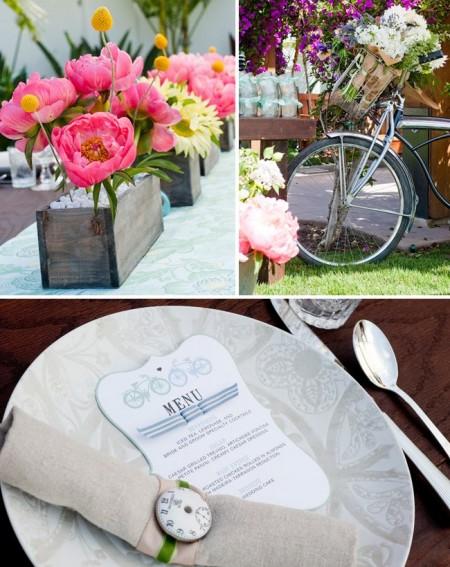 Boda creativo camino : Pon una bici en tu boda ENVIDIEN MI BODA