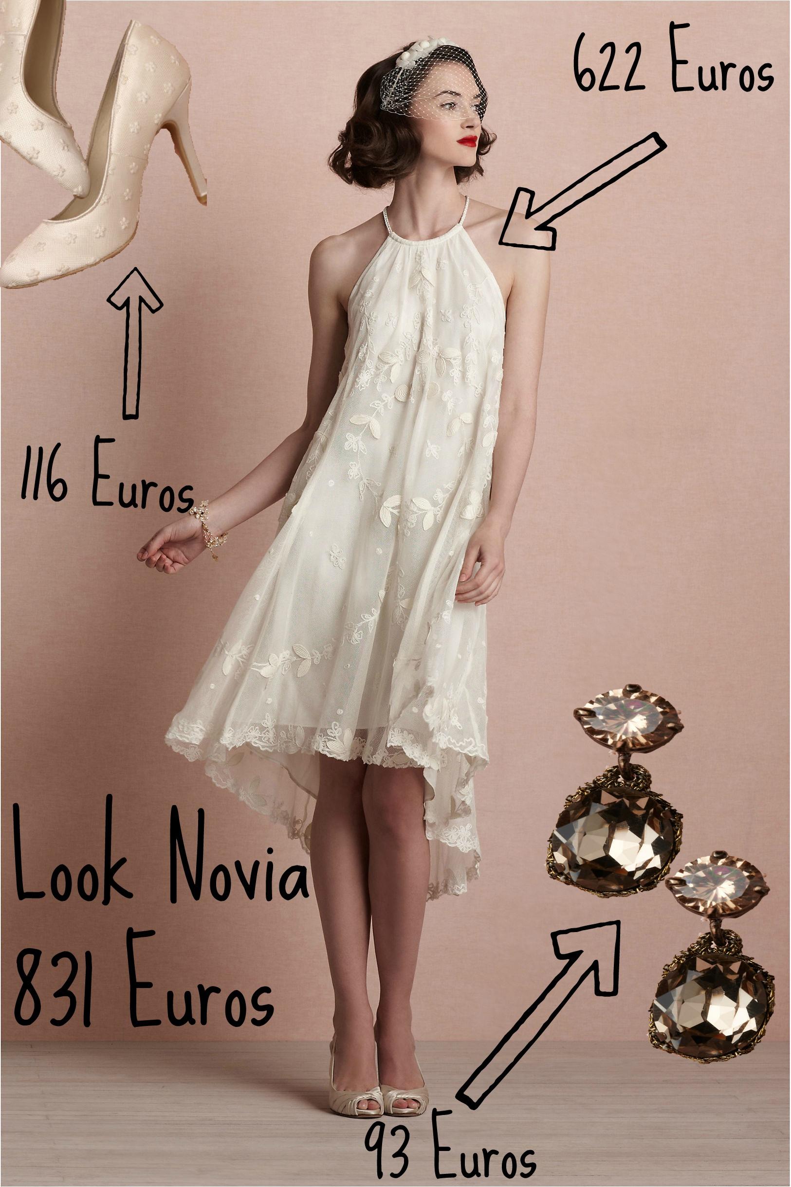 Vestidos de novia por menos de 1000 euros