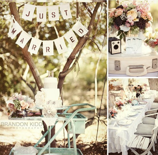 wedding decorations diy ideas ideas bodas camperas y r 250 sticas envidien mi boda 9101