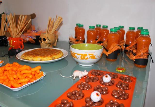 Decoracion halloween ni os - Decoracion fiesta halloween ...