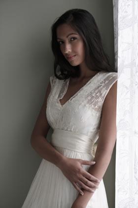 Vestido de novia vintage originales