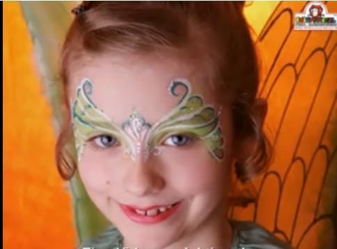 maquillaje-para-niñas-princesas-hadas-carnavales | ENVIDIEN MI BODA