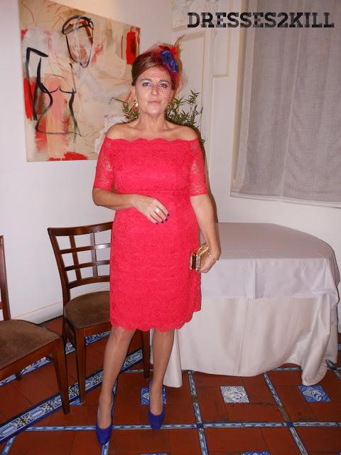 vestido diseñada por Dresses2Kill