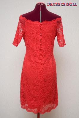 Vestido diseñado por Dresses2Kill