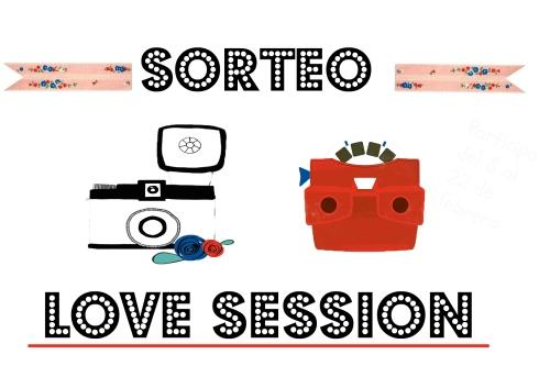 Sorteo love sessión Peripecia García & EmB