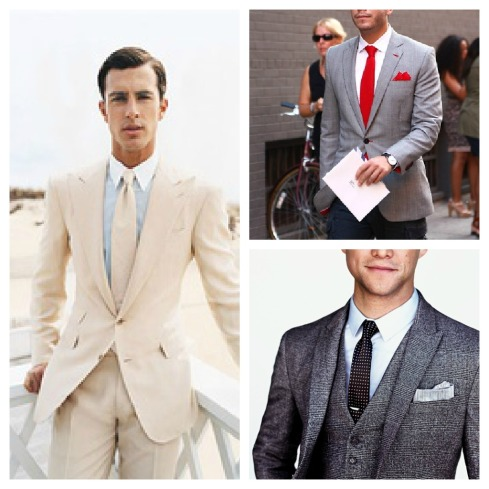 Classic Groom and modern Collage