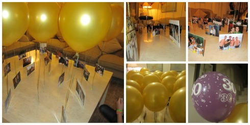 Cómo decorar con globos