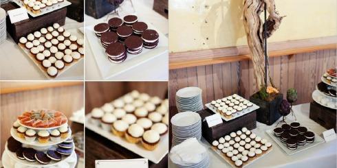 mesas de dulces argentinos Collage