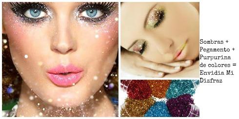 Ideas para maquillajes de carnaval o hallowen