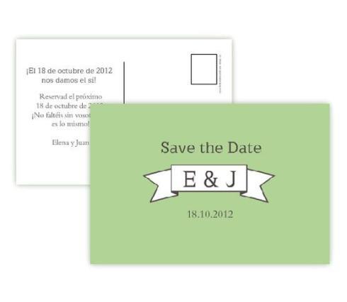 Invitaciones de boda en tienda online personalizadas