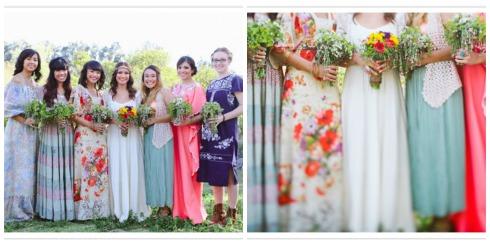 Vestidos para invitadas bodas rusticas