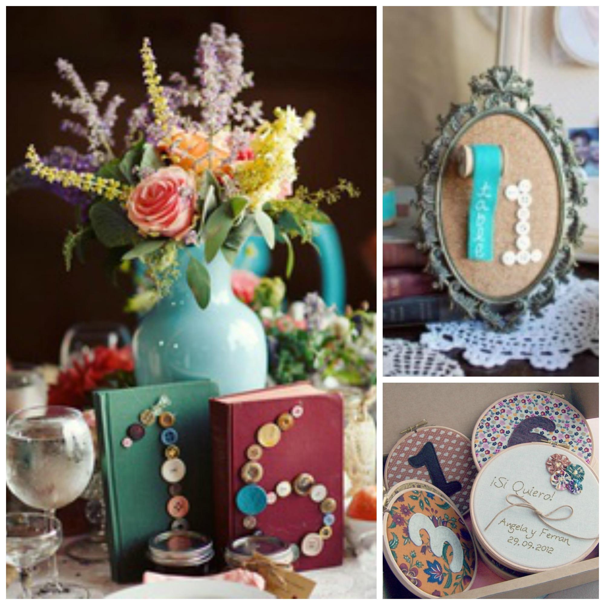 Ideas vintage para meseros decoracion de boda collage - Blogs de decoracion vintage ...