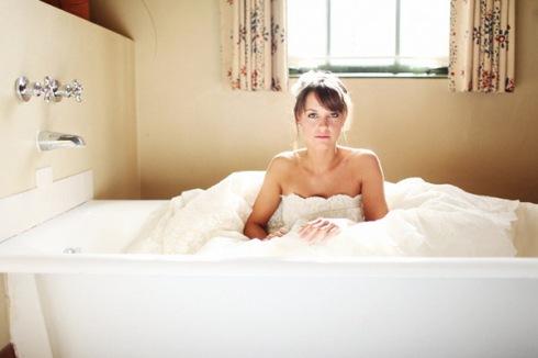 bañeras vintage en tu boda