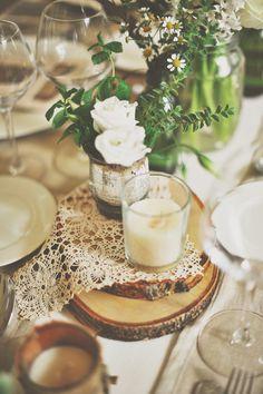 Decoración de mesas bonitas