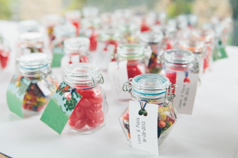 Decoraciones de bodas rústicas y camperas porEnvidienMiBoda
