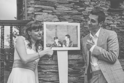 Boda LP de Decoración de bodas campestres rústicas por envidienmiboda