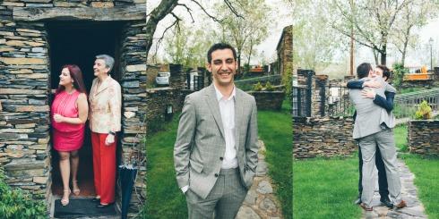 Pablo & Laura boda campestre en Madrid organizada por Envidienmiboda