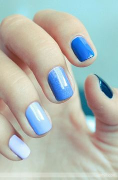 Cómo pintarme las uñas de manera original?