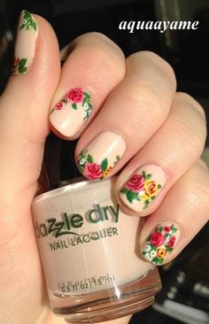 diseños para pintarte las uñas