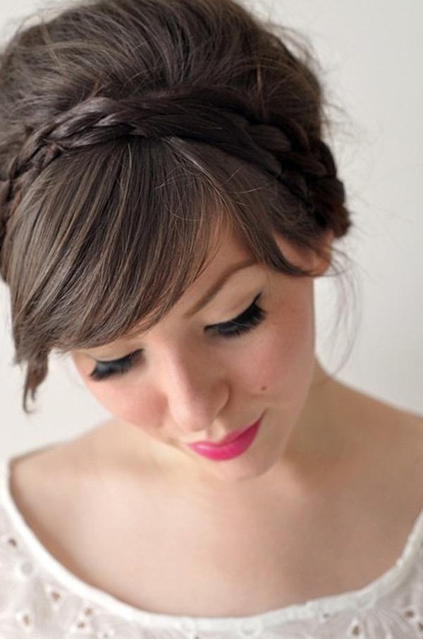 os hemos unos peinados preciosos ideales para ir de invitadas a cualquier evento o si eres la novia para lucir tu mejor peinado
