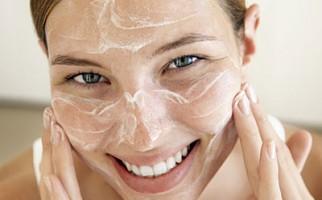 EXFOLIACIÓN para limpiar la piel