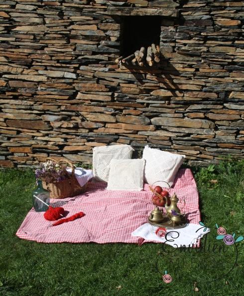 BodaMP boda rústica decoración natural