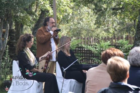 dueto de piano y violín
