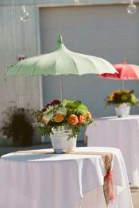 deco boda con paraguas 4