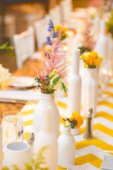 boda-en-amarillo y blanco