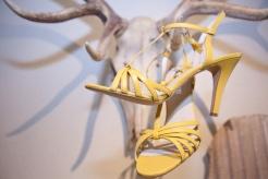 zapatos novia amarillos
