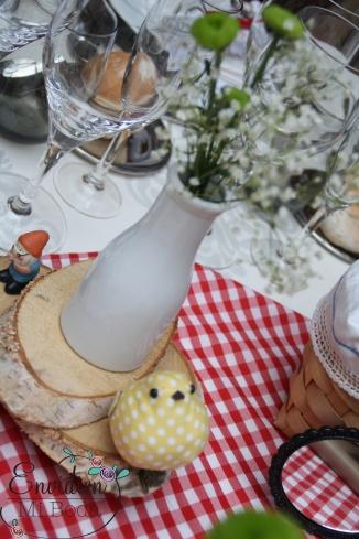 Decoracion boda basada en blancanieves por envidienmiboda