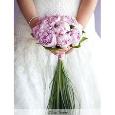ramos de primavera para novias