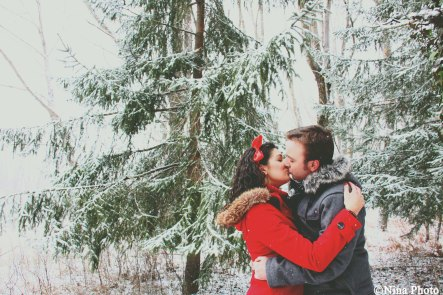 Winter Love Sesion
