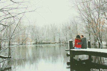 winter love session