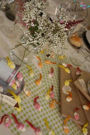 Flautista de Hamelin decoración fiesta boda 2