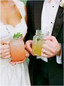 Coctel de bienvenida en boda 6