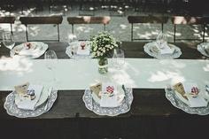 Mesas de boda 2