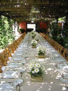 mesas de boda en tendencia