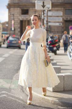 vestidos de corto con manga corta
