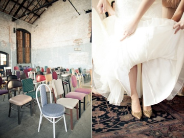Decoración para boda Industrial decoramos tu boda