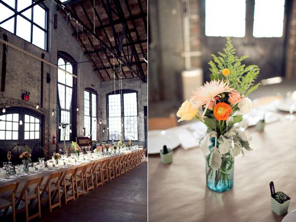 Boda industrial decoración de bodas en madrid