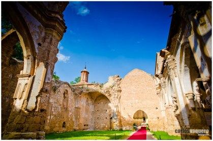 Boda medieval en el monasterio de piedra