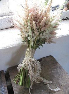 Astilbe flor para ramos bodas
