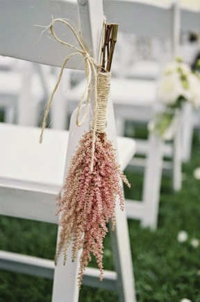 flores de bodas decoración astilbe ideas wedding bouquet ramo 2
