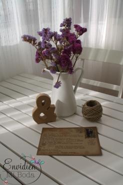 Invitación de boda de Alba & Héctor