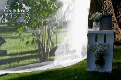 Espacios exteriores bodaSE