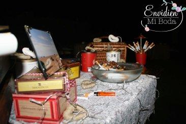 Boda de Marta & Alberto: Cigar Bar