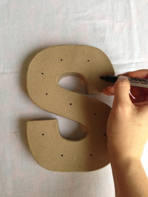 tutorial para hacer letras con luces